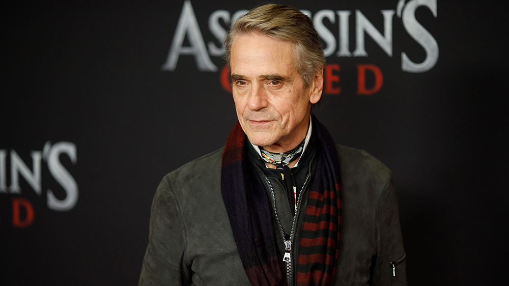 Jeremy Irons to Star Opposite Lady Gaga in Gucci Murder Movie