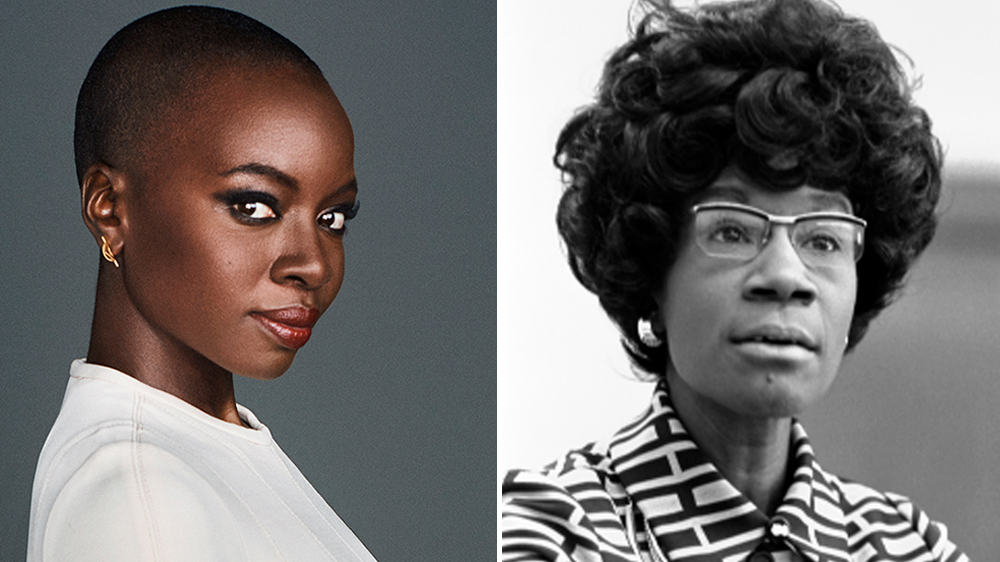 "Danai Gurira to Star in ""The Fighting Shirley Chisholm"" in Film About Pioneering Presidential Candidate"