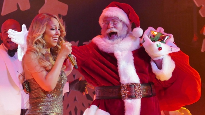 Christmas Music Takes Over Radio Stations After Election Day   Variety