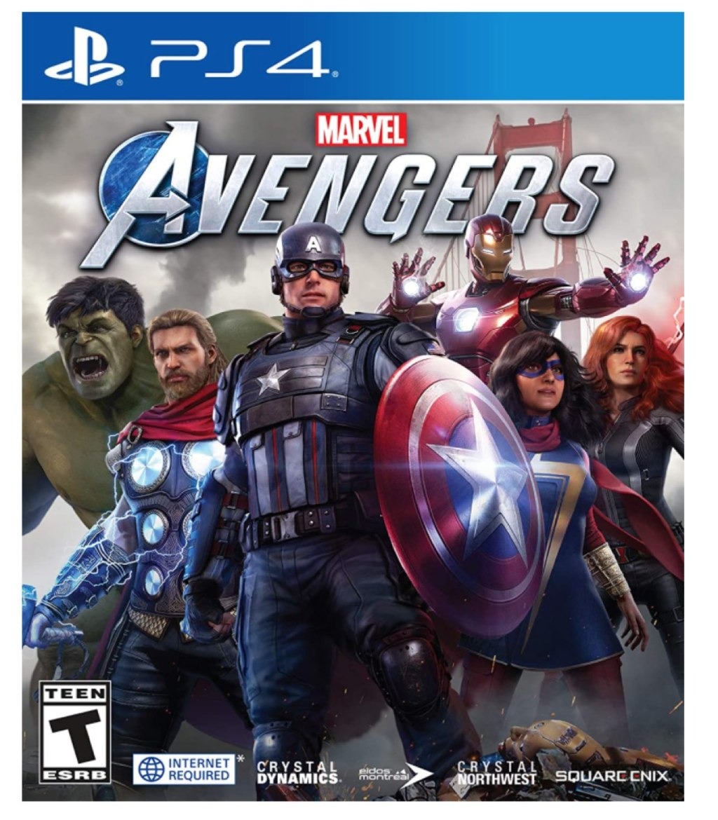 Avengers Video Game