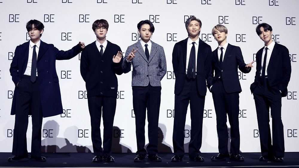 Bts Album Be Intended As Message Of Hope In Difficult Year Variety