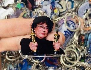 Bong Joon Ho Ornament