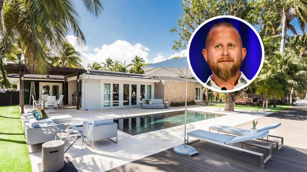 Ex-Trump Campaign Manager Brad Parscale Lists Fort Lauderdale Home