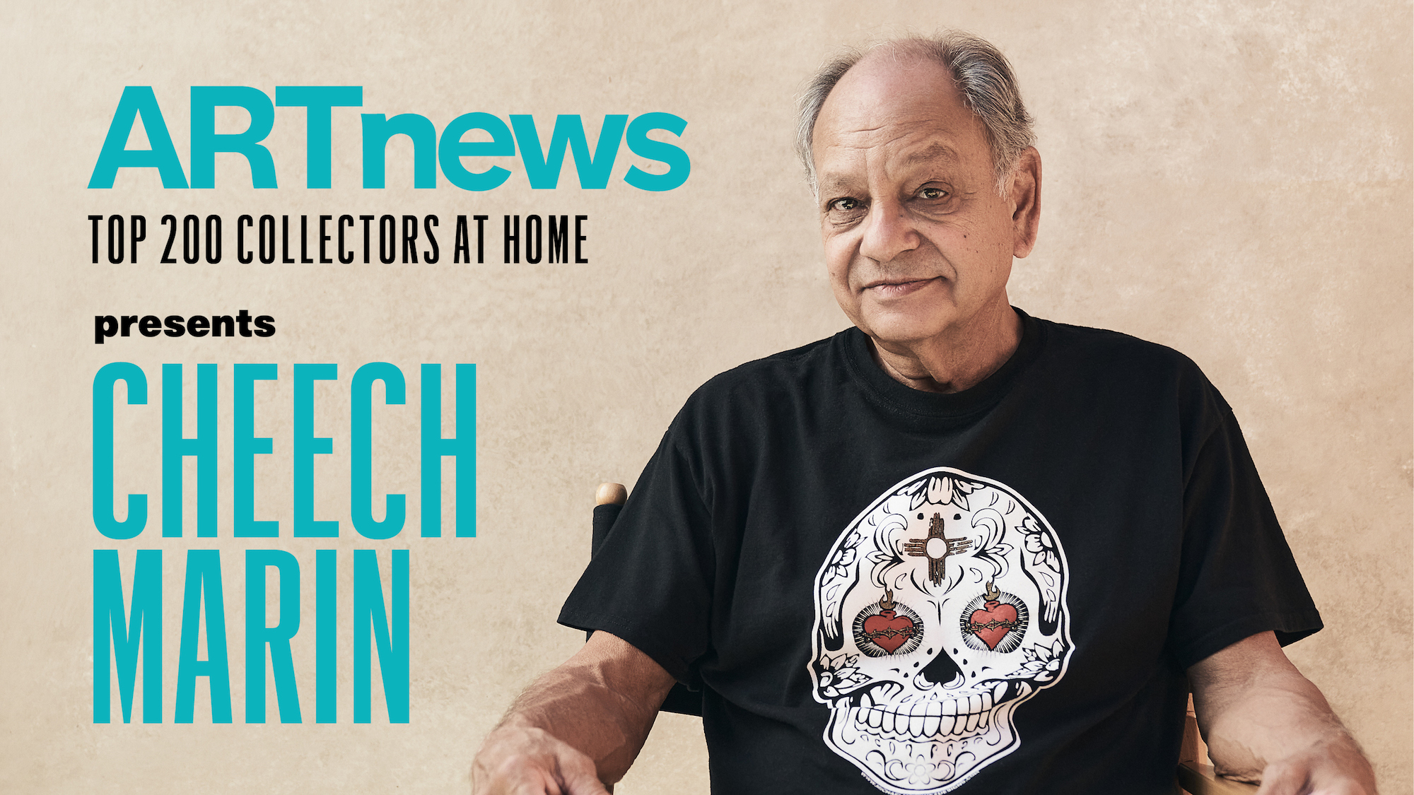 Take a Tour of Top 200 Collector Cheech Marin's Art-Filled Home