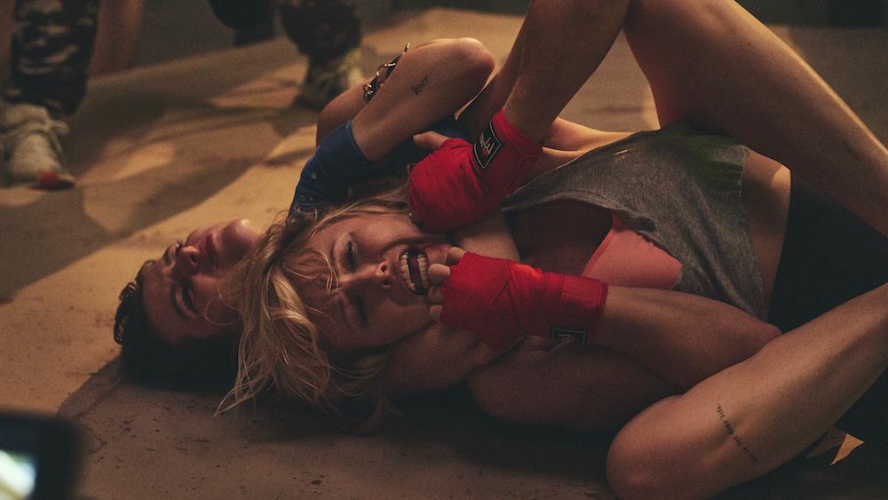 Lesbian Models Having Sex
