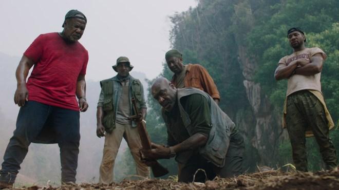 Spike Lee, Newton Thomas Sigel on Shooting Vietnam-Set Adventure Drama 'Da 5 Bloods'