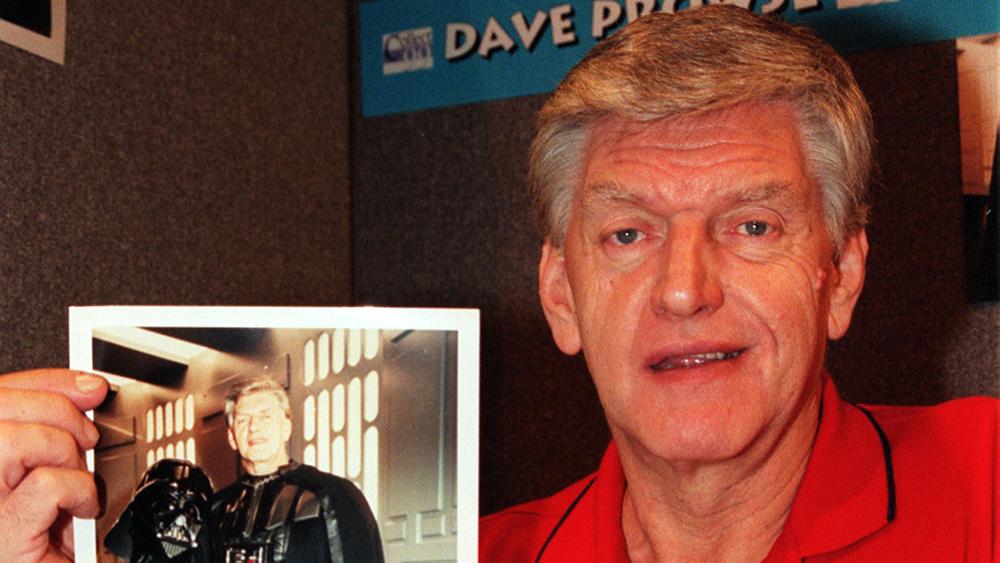 Darth Vader Actor David Prowse Dies at 85