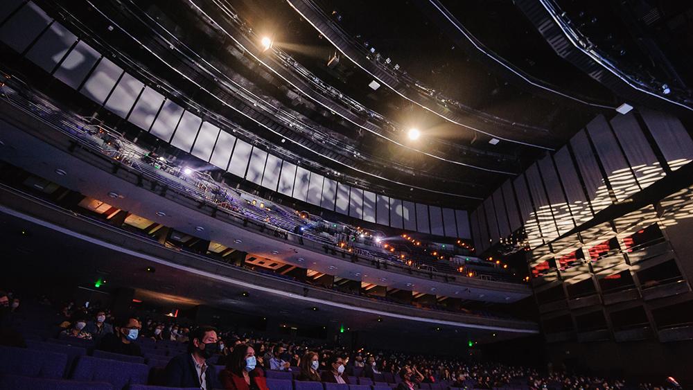 Ceremonia de Inauguraci—n del trigŽsimo quinto Festival Internacional de Cine en Guadalajara. Guadalajara, Jalisco, MŽxico. Viernes 20 de noviembre de 2020. Foto: © FICG / Gonzalo Garc'a