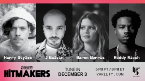 Variety's Hitmakers Program: Watch the Full Event Featuring Harry Styles, J Balvin and More