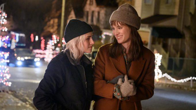 Kristen Stewart on Her Lesbian Christmas Movie 'Happiest Season' - Variety