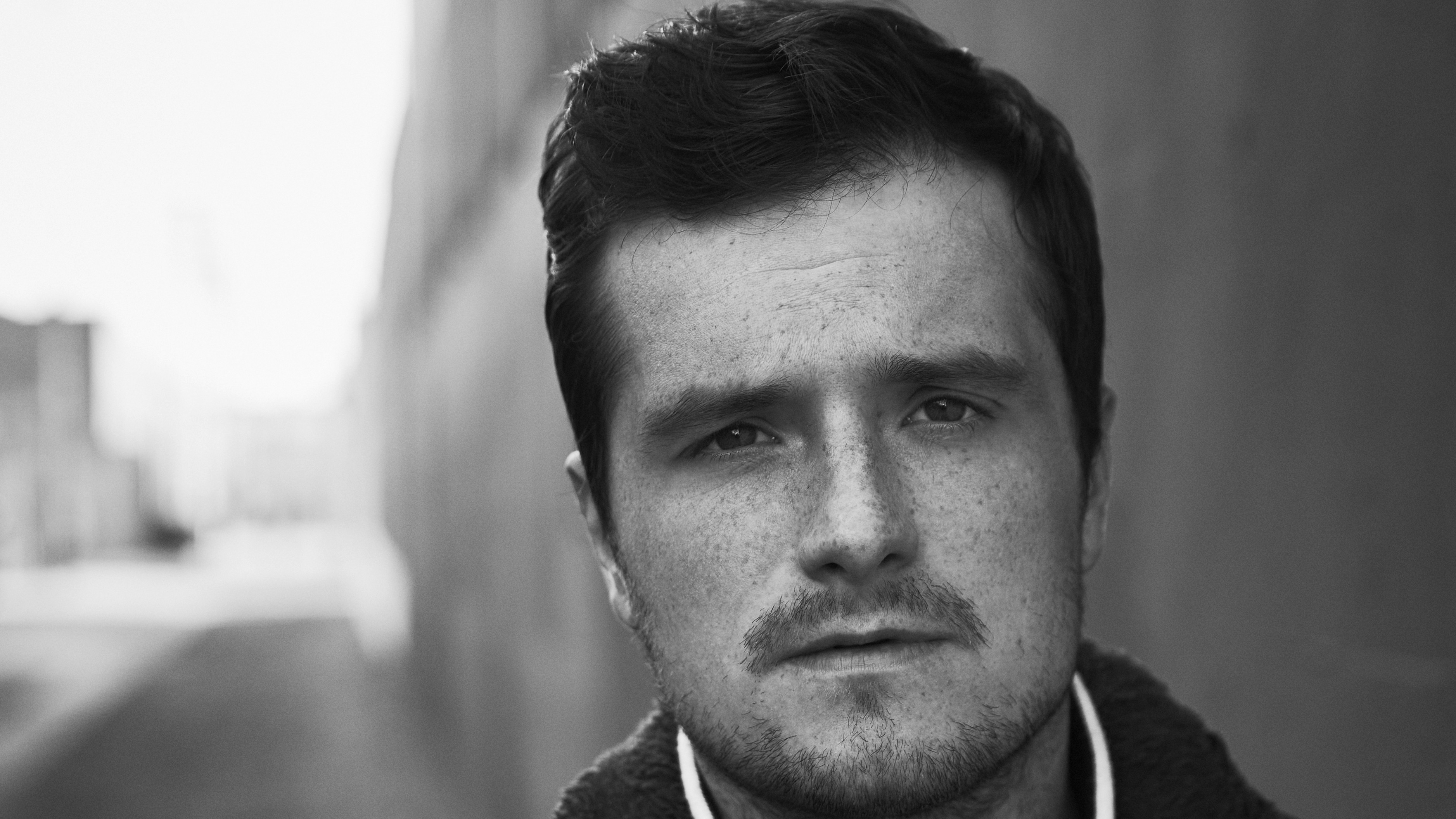 Josh Hutcherson Joins Across The River And Into The Trees Variety
