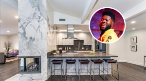 Khalid Croons Out of Encino Starter Home