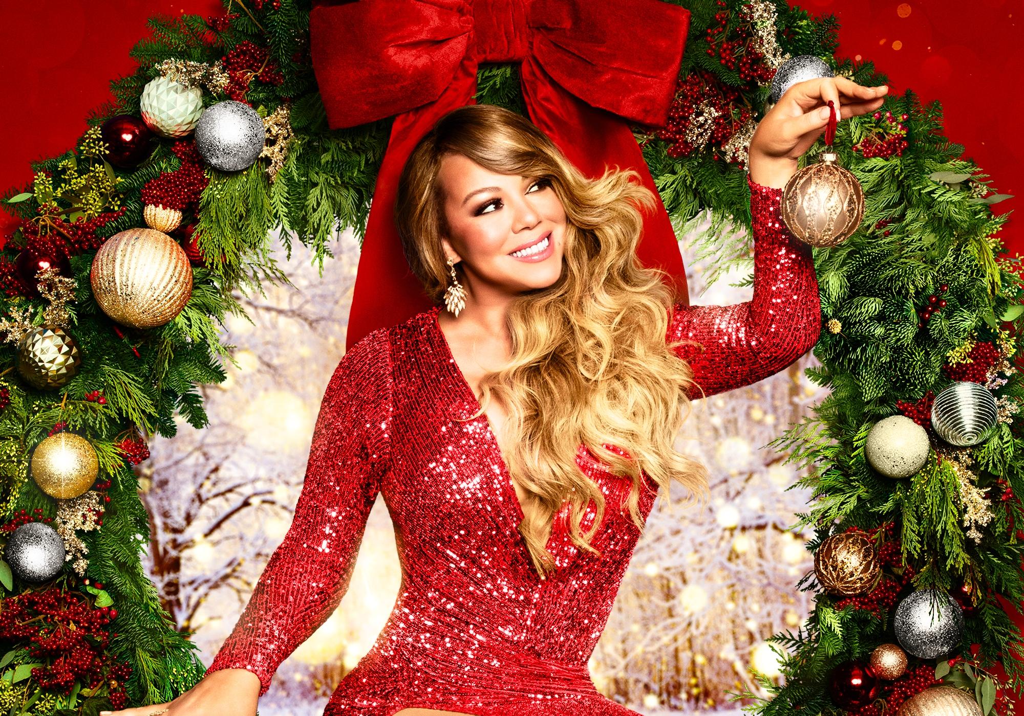 Mariah Carey Christmas Album 2021 Mariah Carey S Apple Tv Plus Christmas Special Gets Date Soundtrack Variety