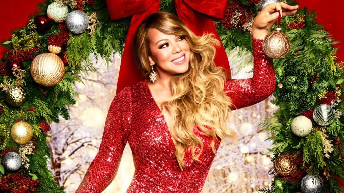 Mariah Carey's Magical Christmas Special key