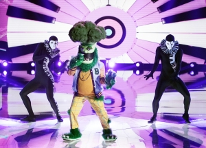 'The Masked Singer' Reveals the Identity of Broccoli: Here's the Star Under the Mask