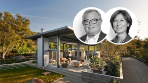 Silicon Valley Billionaires Buy Dynamic Slice of Montecito Modernism