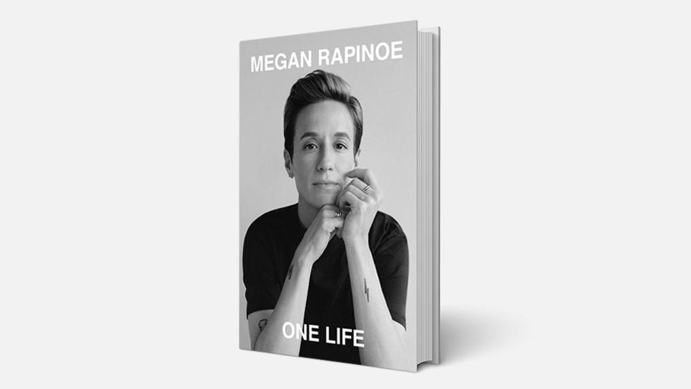 One Life by Megan Rapinoe