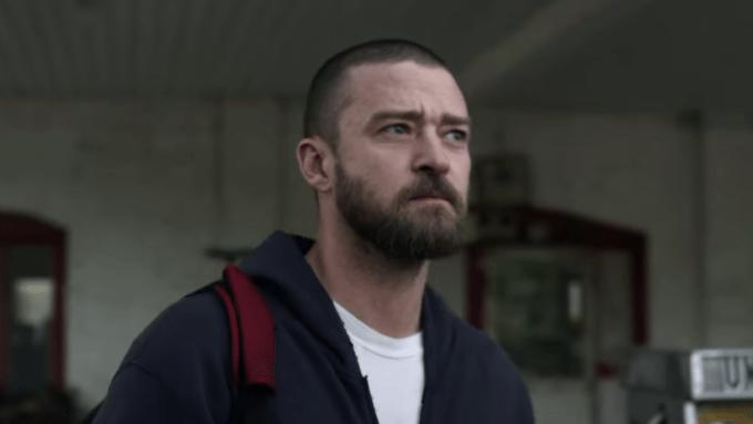 Palmer trailer Justin Timberlake