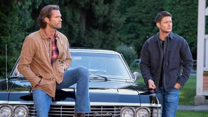 "Supernatural -- ""Carry On"" -- Image"