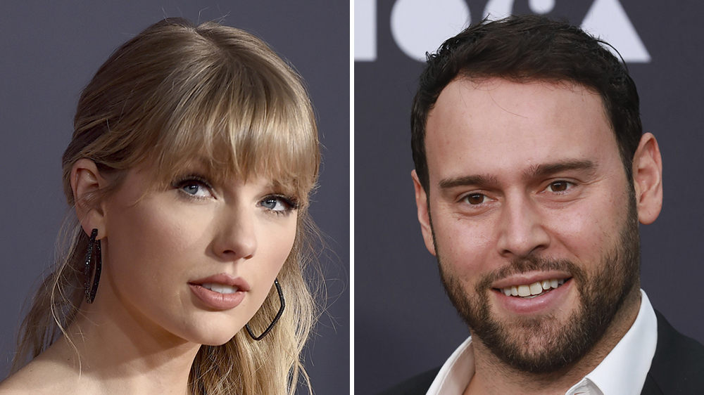 Scooter Braun Sells Taylor Swift's Big Machine Masters for Big Payday