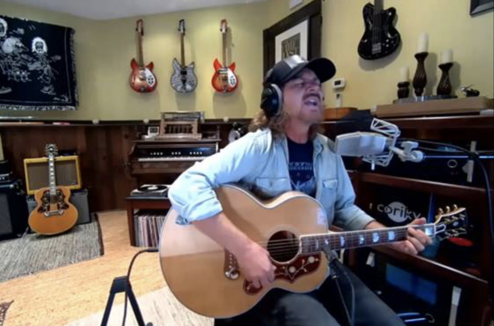 Eddie Vedder on 'The Howard Stern Show': 6 Points We Figured out
