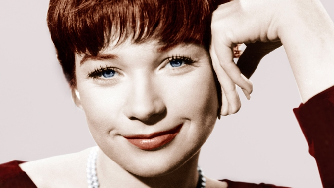 Shirley MacLaine Variety Legends