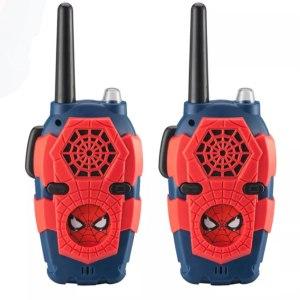 Walkie Talkies Spider-Man