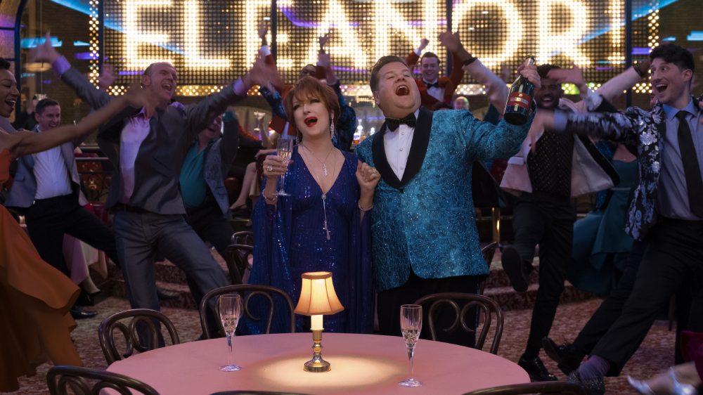 'The Prom' Costume Designer Lou Eyrich on Dressing Meryl Streep and James Corden