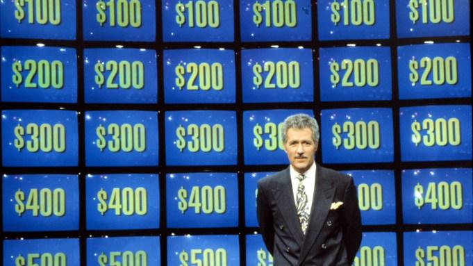 JEOPARDY, Alex Trebek, host, 2002, 1984-
