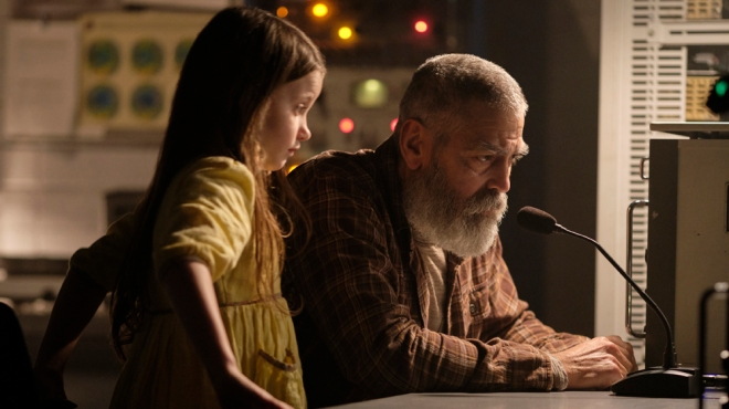 George Clooney Navigates Two Worlds in Sci-Fi Drama 'The Midnight Sky'