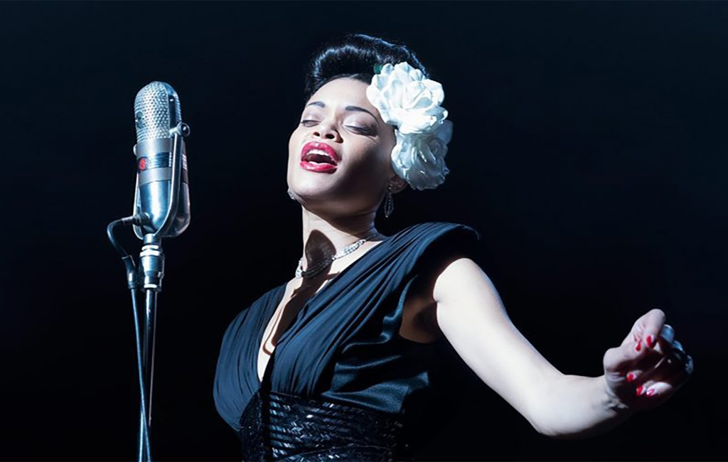 Andra Day Lost 39 Pounds and Infused Her Voice With Pain to Play Billie Holiday