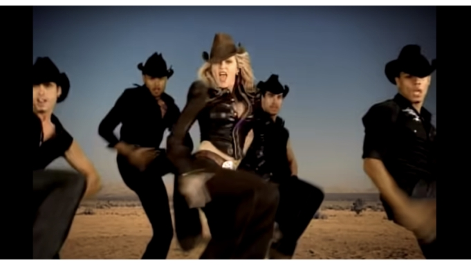 Madonna Don't Tell Me