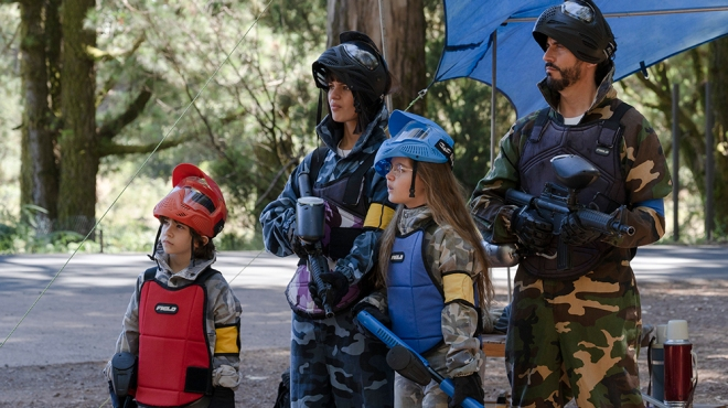Warner Bros. Comedy 'You Keep the Kids!' Taken by Film Factory (EXCLUSIVE)
