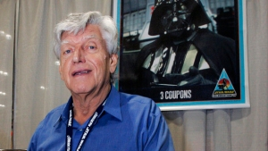 George Lucas, Mark Hamill and More Pay Tribute to David Prowse: 'He Made Vader Leap Off the Page'