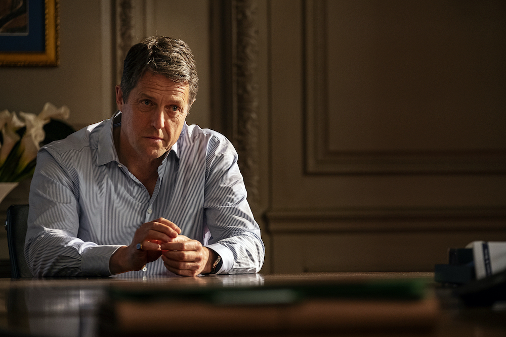 Hugh Grant Talks About the Explosive End on 'The Undoing'