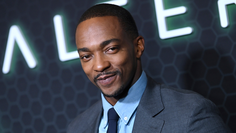 Anthony Mackie to Star in and