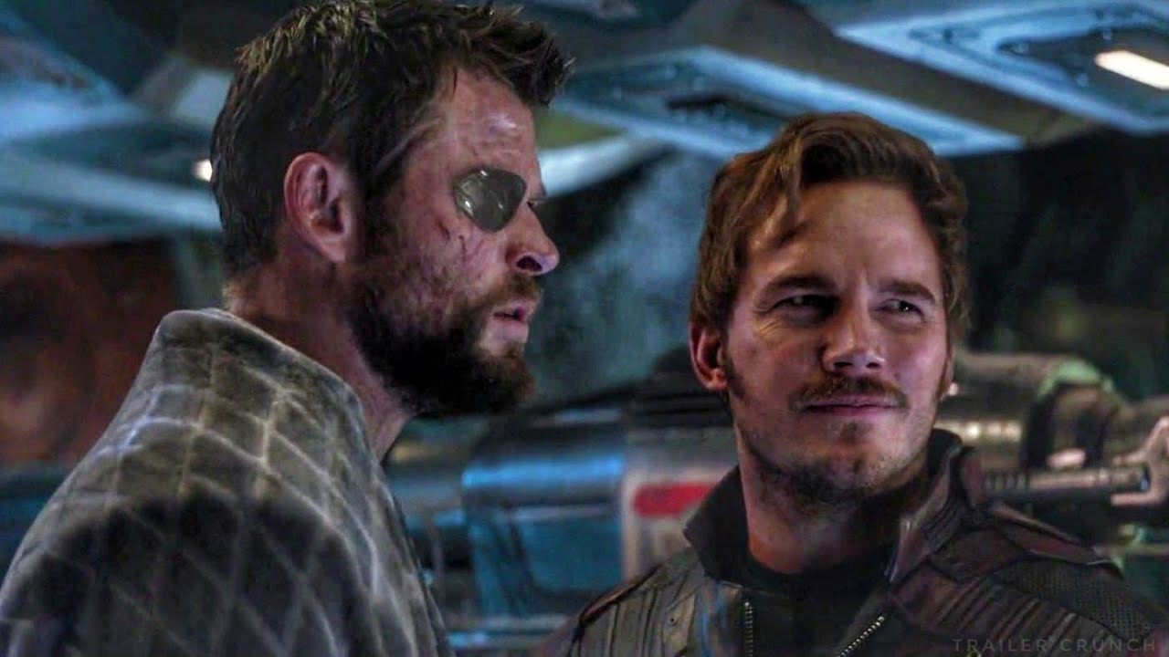 Chris Pratt to Reprise Star-Lord Role in 'Thor: Love and Thunder' - Variety