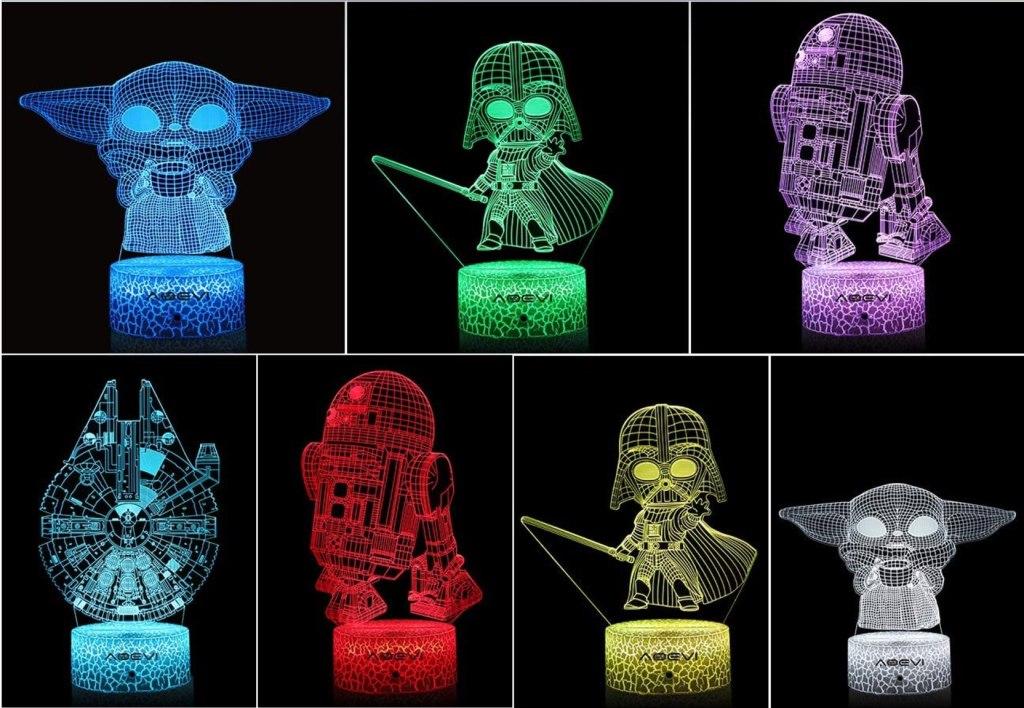 star-wars LED Lights Gifts
