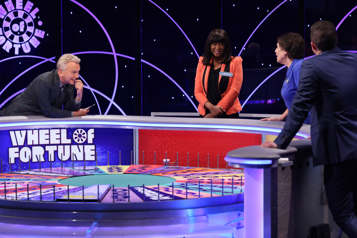 celebrity wheel of fortune Celebrity Wheel of Fortune' Gets a Primetime Spin From ABC   Variety