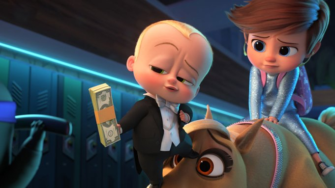 The Boss Baby' Sequel Moves to September 2021 - Variety