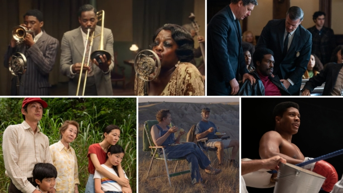 2021 Oscar Predictions - Best Picture