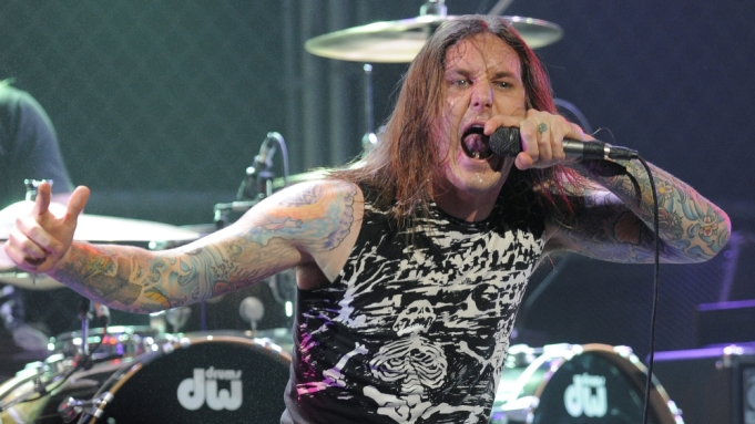As I Lay Dying Tim Lambesis