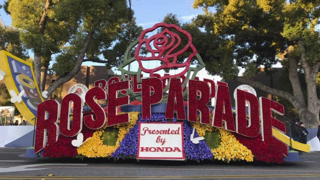 How the Rose Parade Will Look Different (and Not Be a Parade) on New Year's Day 2021