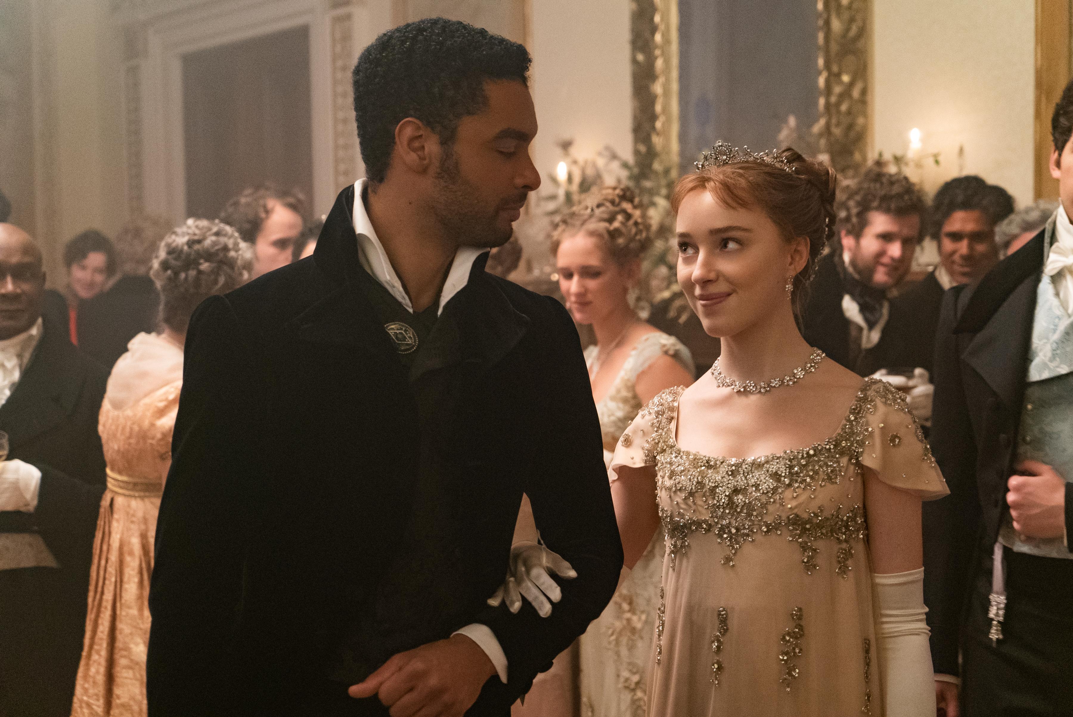 'Bridgerton,' Shondaland's First Scripted Netflix Show, Is a Confectionary Treat of a Romance: TV Review