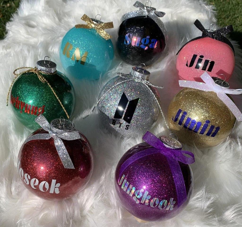 BTS Ornament