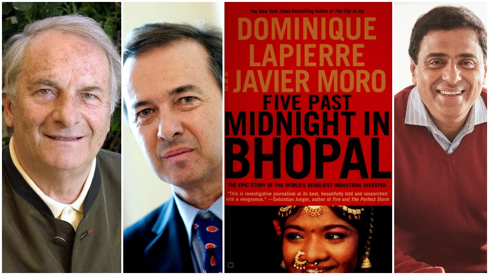 Ronnie Screwvala's RSVP, Global One Studios Set Bhopal Gas Tragedy Series Based on Dominique Lapierre and Javier Moro's Bestseller (EXCLUSIVE)