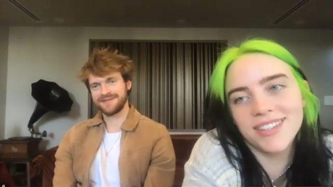 Finneas and Billie Eilish talk about
