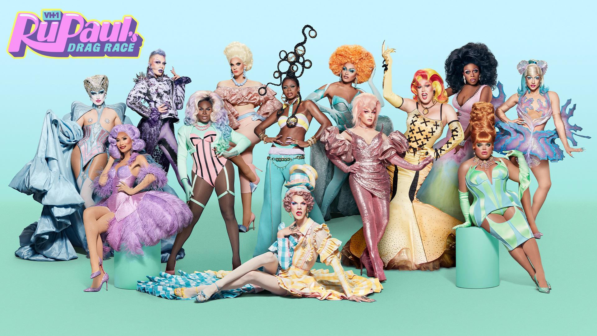 RuPaul's Drag Race' Season 13 Cast, Premiere Date Announced - Variety