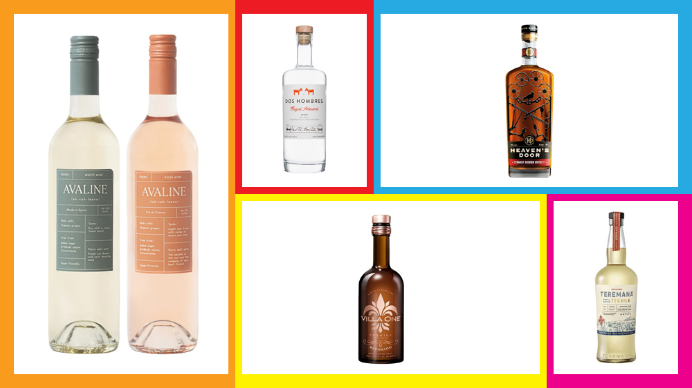 Get Ready for New Year's Eve With These Top Celebrity Spirits
