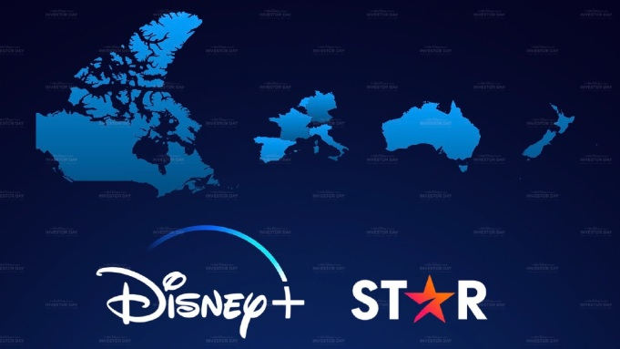 Disney Plus Star territories